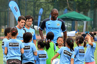 Day 4: Tuesday 24th July (morning) with Patrick Vieira